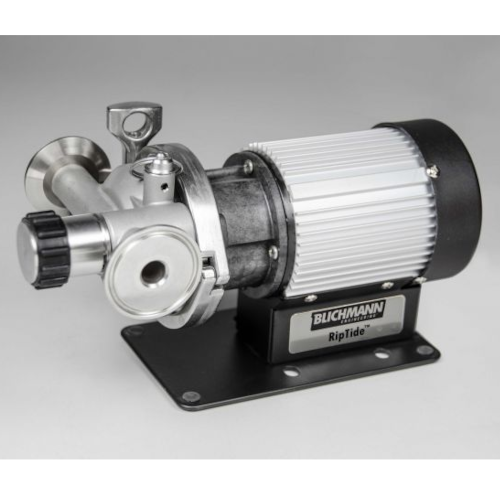 Blichmann RipTide Brewing Pump with Tri-Clamp Fittings