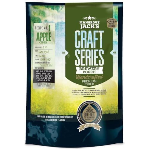 Mangrove Jack's Apple Cider Pouch - 2.4 kg