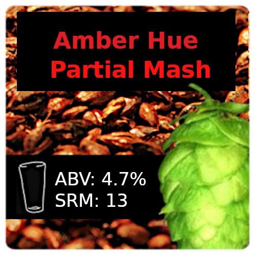 SoCo - Amber Hue - Partial Mash