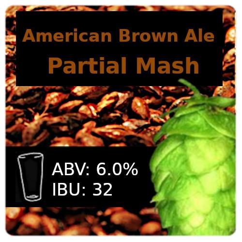 SoCo - American Brown Ale - Partial Mash