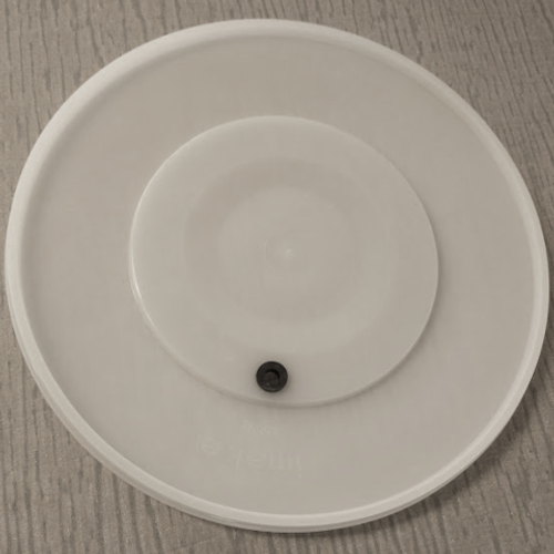Lid For 8 Gallon Bucket - Grommeted
