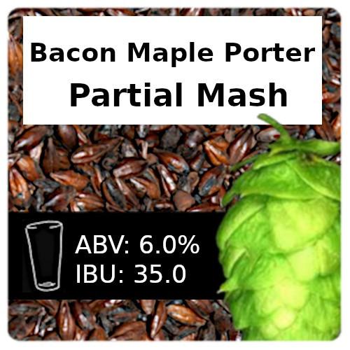 SoCo - Bacon Maple Porter - Partial Mash
