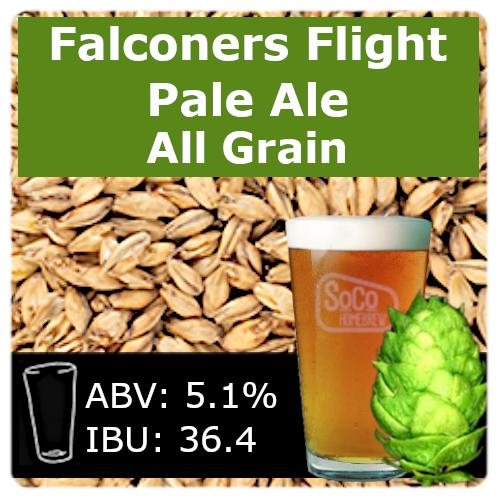 SoCo Falconer's Flight Pale Ale - All Grain