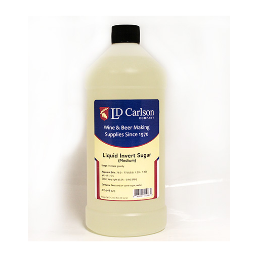 Liquid Invert Sugar (Medium) - 3 LB