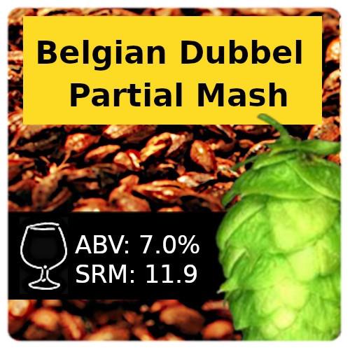 SoCo - Belgian Dubbel - Partial Mash