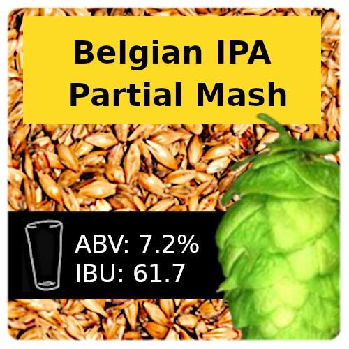 SoCo - Belgian IPA - Partial Mash