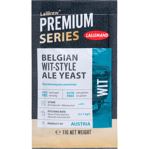 Lallemand Lalbrew Belgian Wit - 11g