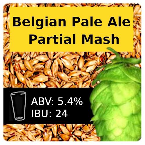 SoCo - Belgian Pale Ale - Partial Mash