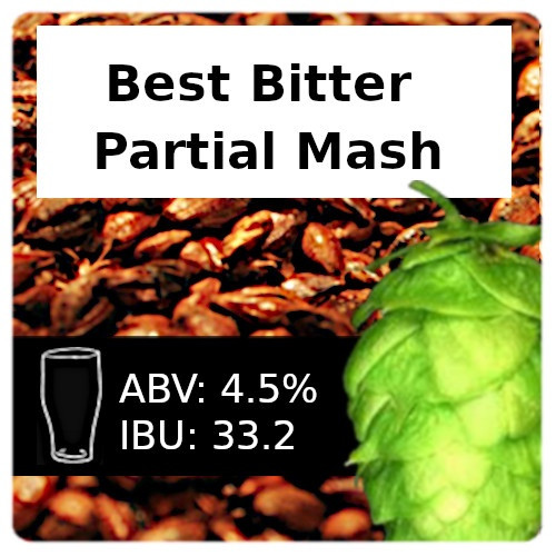 SoCo - Best Bitter - Partial Mash