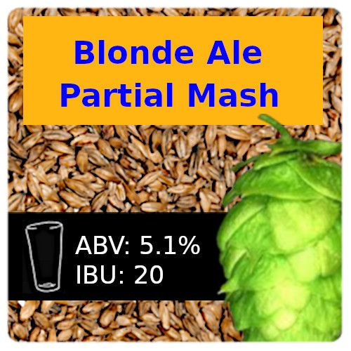 SoCo - Blonde - Partial Mash