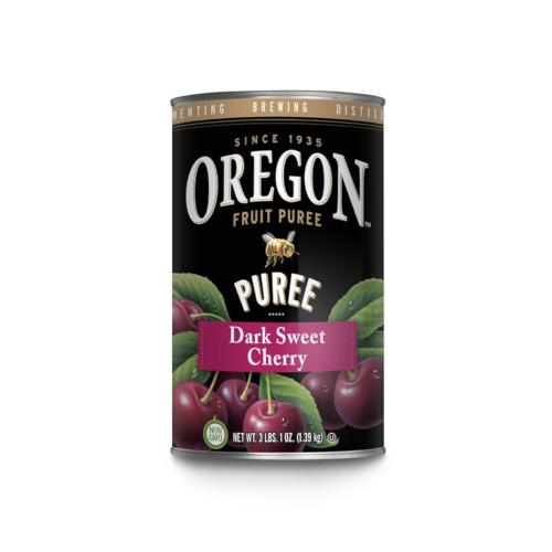 Sweet Cherry Puree (Oregon Fruit) - 49 oz