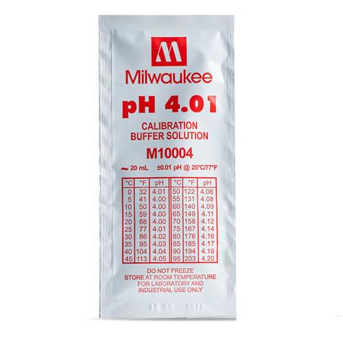 pH 4.01 Buffer Solution - 20 mL