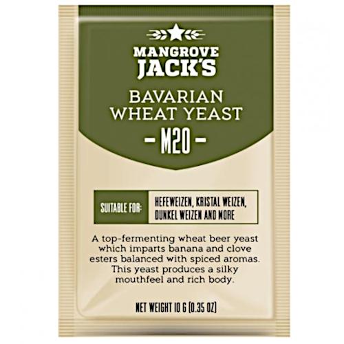 Mangrove Jack's M20 Bavarian Wheat - 10g