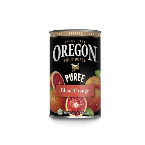 Blood Orange Puree (Oregon Fruit) - 49 oz