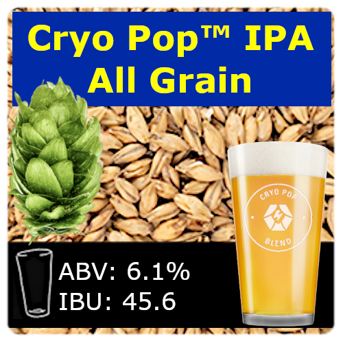 SoCo Cryo Pop™ IPA - All Grain