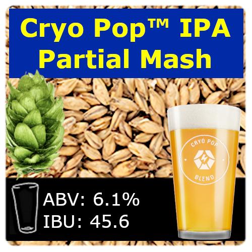 SoCo Cryo Pop™ IPA - Partial Mash