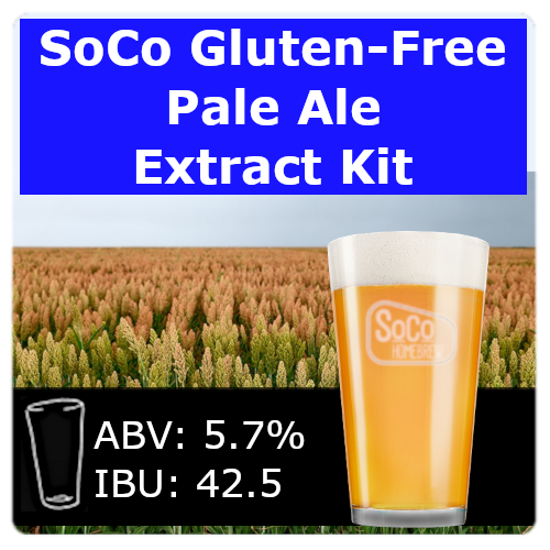 SoCo Gluten-Free Pale Ale - Extract Kit