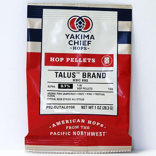Talus™ (US) Hop Pellets (Formerly HBC-692) - 1 oz
