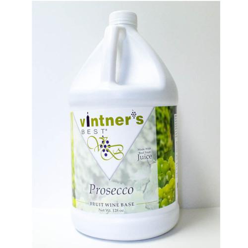 Vintner's Best Prosecco Wine Base - 128 oz