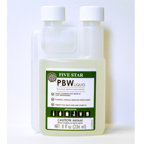 Five Star Liquid PBW - 8 oz