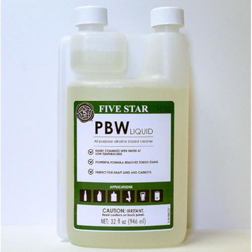 Five Star Liquid PBW - 32 oz