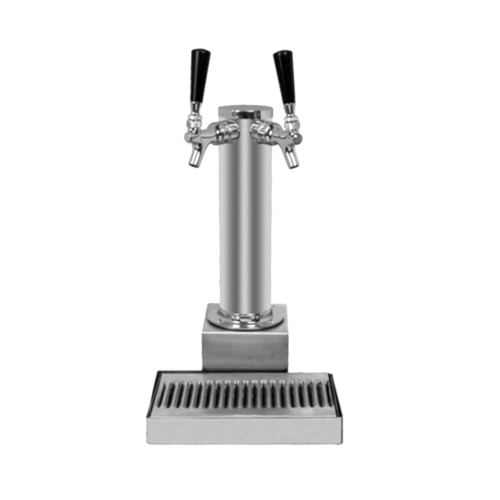 Clamp On Tower - 2 Faucet