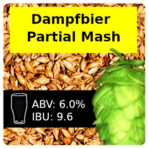 SoCo - Dampfbier - Partial Mash