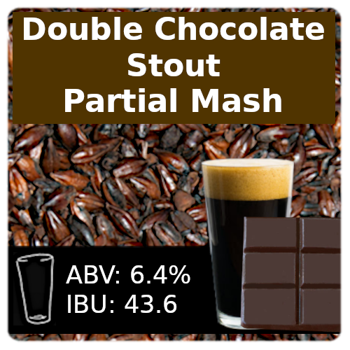 SoCo - Double Chocolate Stout - Partial Mash