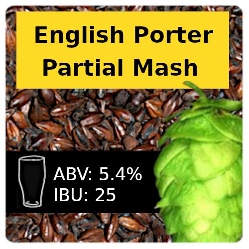 SoCo - English Porter - Partial Mash