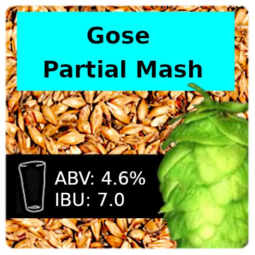 SoCo - Gose - Partial Mash