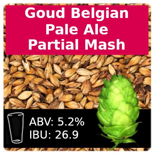 SoCo - Goud Belgian Pale Ale - Partial Mash