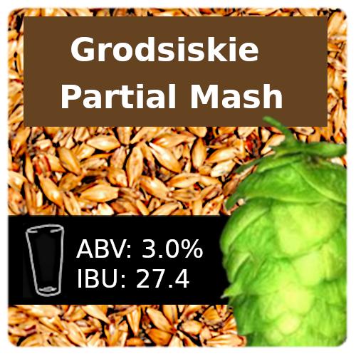 SoCo - Grodsiskie - Partial Mash