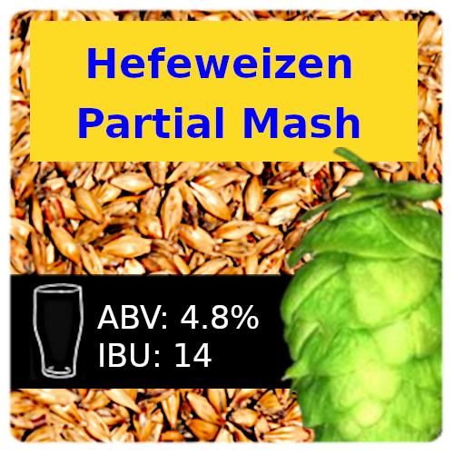SoCo - Hefeweizen - Partial Mash