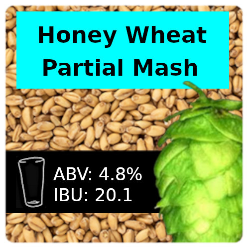 SoCo - Honey Wheat - Partial Mash