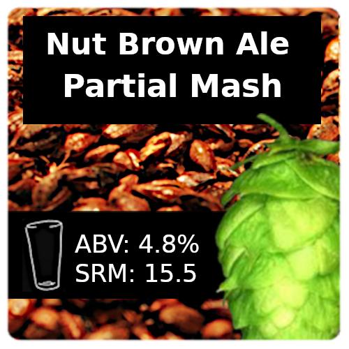 SoCo - Nut Brown Ale - Partial Mash