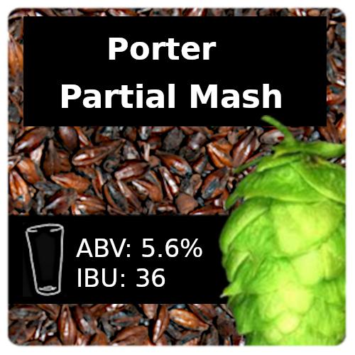 SoCo - Porter - Partial Mash