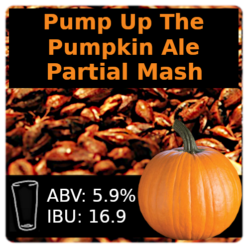 SoCo - Pump Up The Pumpkin Ale - Partial Mash