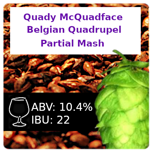SoCo - Quady McQuadface - Partial Mash