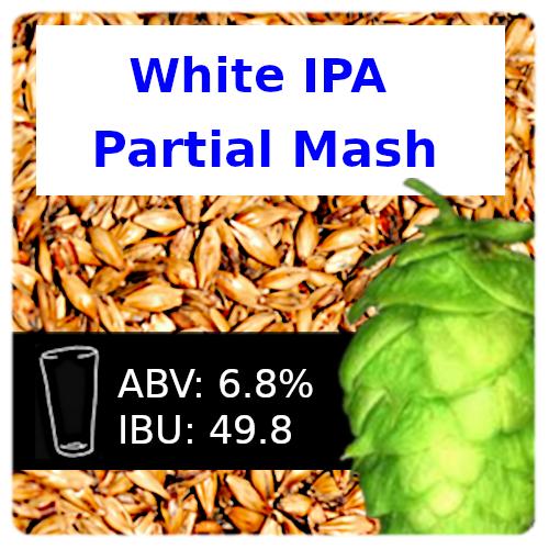 SoCo - White IPA - Partial Mash