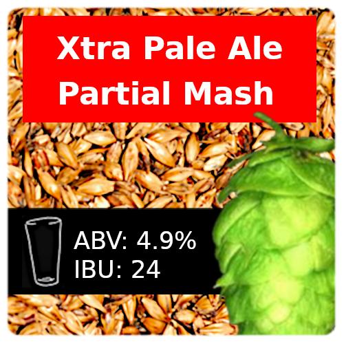 SoCo - Xtra Pale Ale - Partial Mash