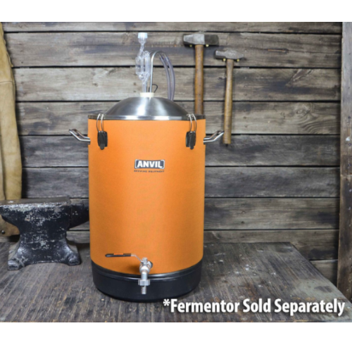 7.5 GALLON FERMENTOR JACKET