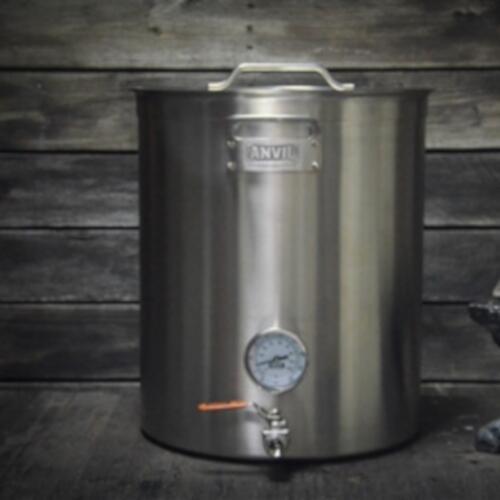 15 Gallon Anvil Brew Kettle