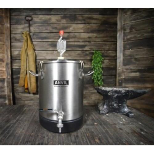 Anvil 4 Gallon Stainless Steel Fermentor