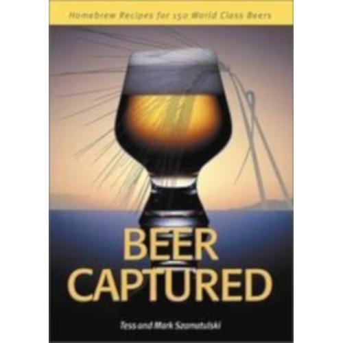 Beer Captured Book
