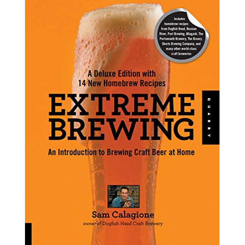 Deluxe Edition Extreme Brewing Book