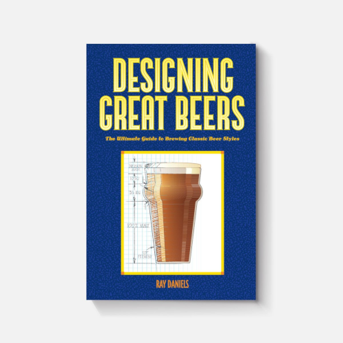 Designing Great Beers Book