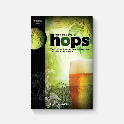For the love of Hops Book