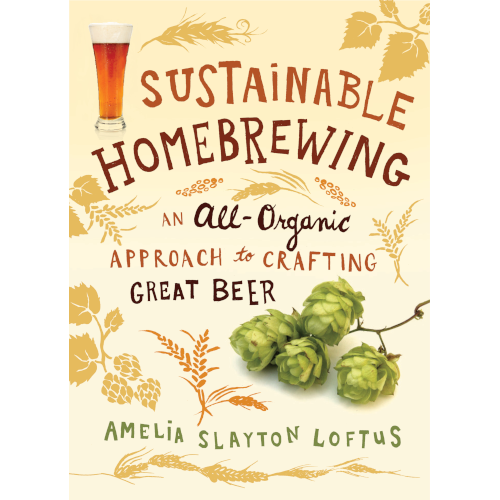 Sustainable Homebrewing Book