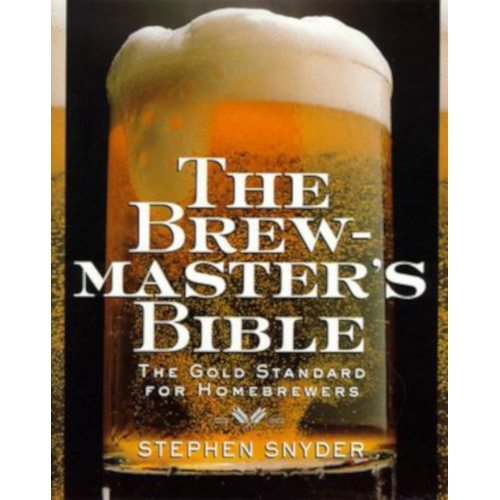 The Brewmaster's Bible Book