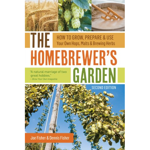 The Homebrewer's Garden Book
